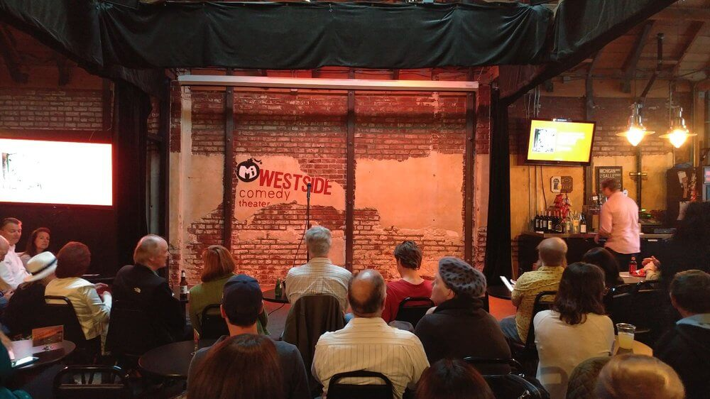 Westside comedy theater