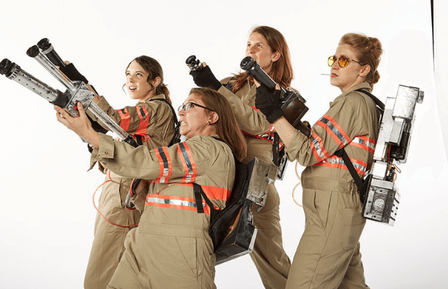 Ghostbusters!