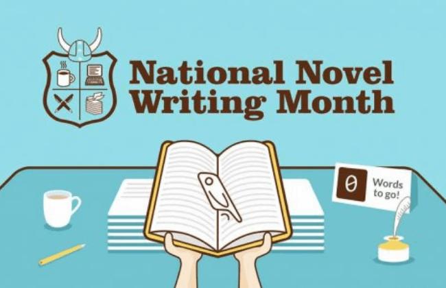 National Novel Writing Month Inspiration