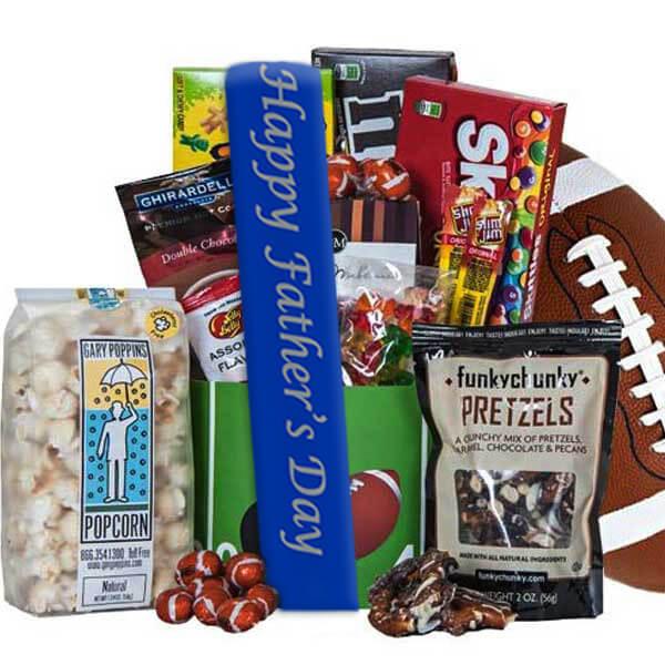 football care package
