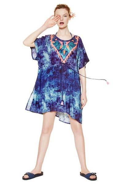 Tunic france dress