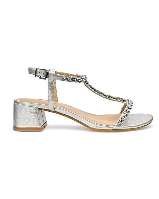 jenni block heel sandal