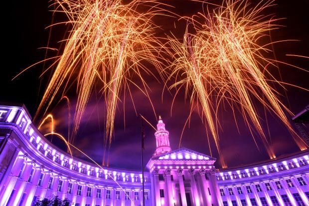 Independence Eve Celebration Denver Colorado