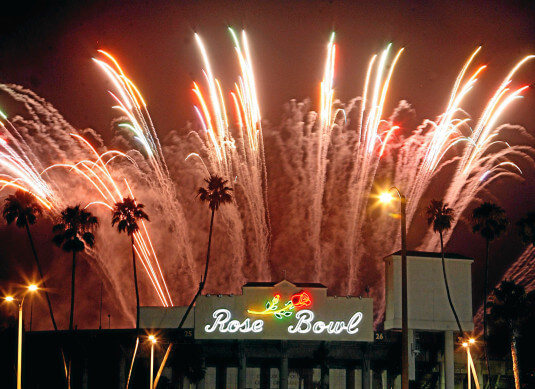AmericaFest Pasadena California