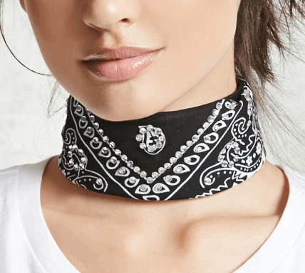 Bandanas and Affordable Accessories