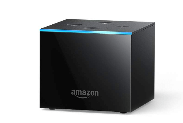Discount Fire TV Cube and Cloud Cam