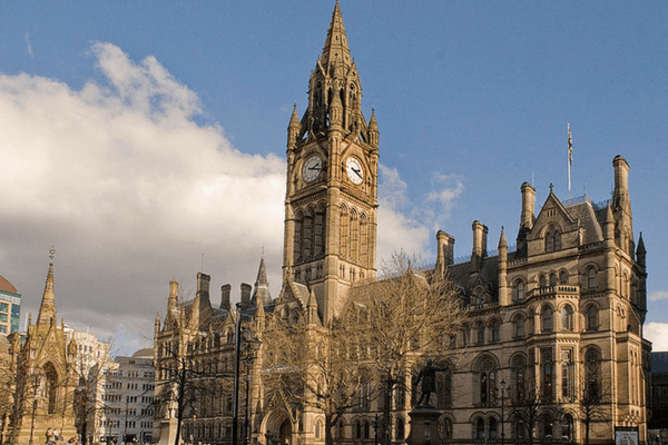 Manchester England cathedrals and museums