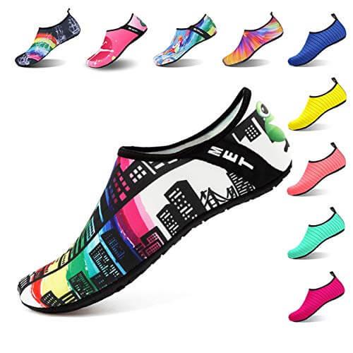 WateLeves Barefoot Quick-Dry Aqua Socks