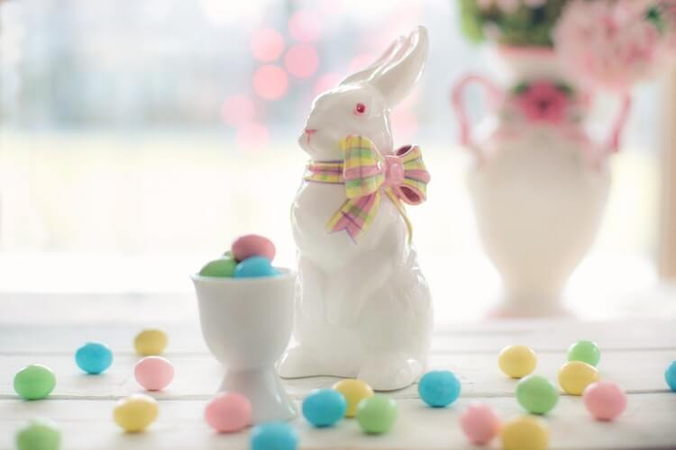 How to Host the Best Easter Party with Dylan's Candy Bar
