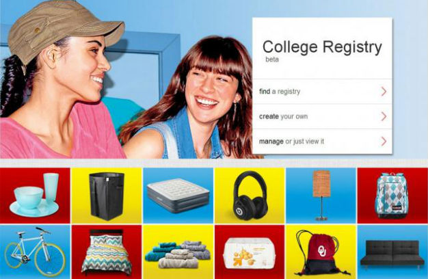 Retail Registration for College Students