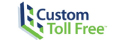 Custom Toll Free logo