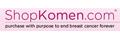ShopKomen.com logo
