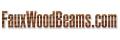 Faux Wood Beams logo