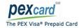 PexCard logo