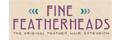 Fine Featherheads logo