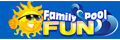 Family Pool Fun logo
