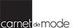 carnet de mode logo