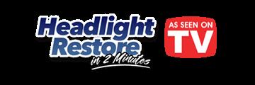 Headlight Restore Kit logo