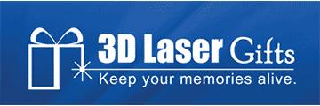 3D Laser Gifts logo