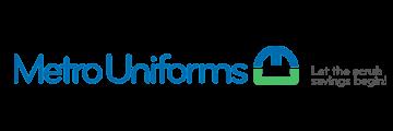 MetroUniforms logo