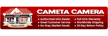 Cameta Camera Promo Codes and Coupons | January 2018