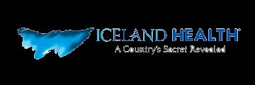 Iceland Health logo