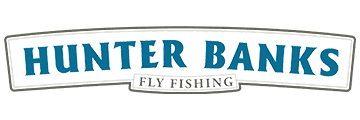 HUNTER BANKS logo