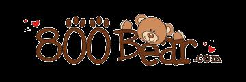 800 bear logo
