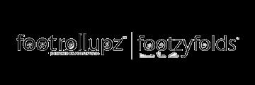 Footzyfolds logo