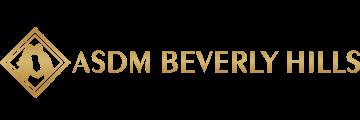ASDM Beverly Hills logo