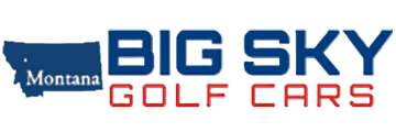 Big Sky Golf Cars logo