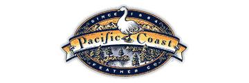 Pacific Coast Feather logo