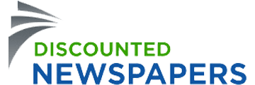 Discounted Newspapers logo