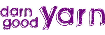 Darn Good Yarn logo