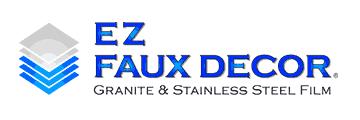 EZ Faux Decor logo