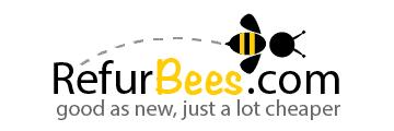 RefurBees.com logo