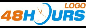 48 Hours Logo logo