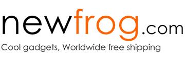 NewFrog logo