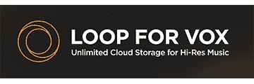 Loop for VOX logo