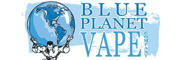 Blue Planet Vape logo
