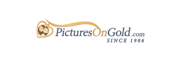 PicturesOnGold logo