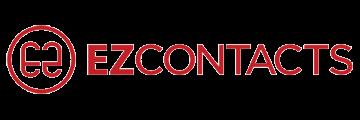 EZCONTACTS logo