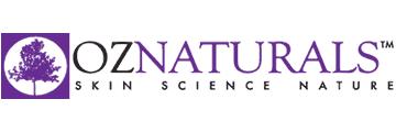 OZNaturals logo