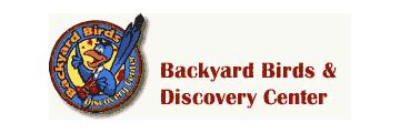 Backyard Birds Discovery Center logo