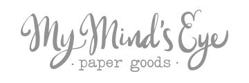 My Mind's Eye Paper Goods logo