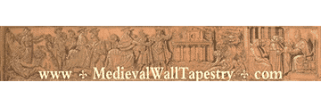 Medieval Wall Tapestry logo