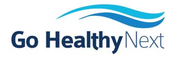 Go Healthy Next logo
