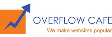 Overflow Cafe logo