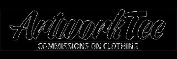 artwork tee logo