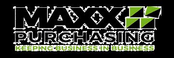 MAXX PURCHASING logo